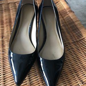 Ann Taylor black pumps 6 1/2